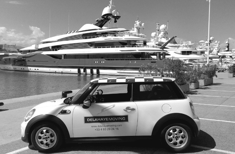 Monaco International Removals